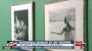 Bakersfield Museum of Art reopening: what you can expect