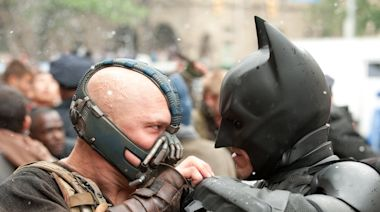 Christopher Nolan says Tom Hardy's performance in The Dark Knight Rises hasn't been 'fully appreciated'