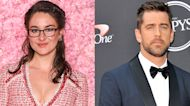 Shailene Woodley confirms she and Aaron Rodgers are engaged