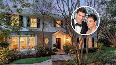 Ashton Kutcher, Mila Kunis Ask $14 Million for Beverly Hills Home