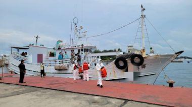 人蛇漁船載8偷渡客6確診 漁業署重罰!船東與船長慘了 | 蘋果新聞網 | 蘋果日報