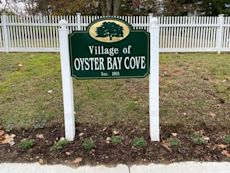 Oyster Bay Cove, New York