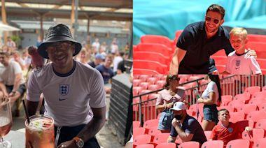 歐國盃|連格落選去酒吧幫英軍打氣 朗尼拉爾拉拿入場支持 | 蘋果日報