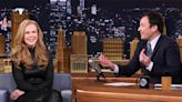 "Watch Nicole Kidman ""Burn"" Jimmy Fallon in Another Hilariously Awkward Interview"
