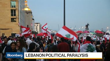 First Death In Lebanon's Uprising as Aoun Comments Spark Fury