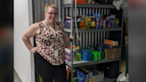 Intern creates a drive for cleaning supplies for the former homeless - WDEF