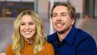 Kristen Bell And Dax Shepard's Daughter Crashes Their TV Interview
