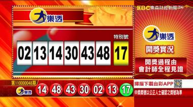 5/14 大樂透、雙贏彩、今彩539 開獎囉!