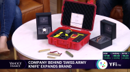 How the company behind 'Swiss Army Knife' is expanding its brand