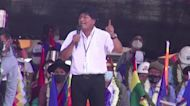 Bolivia's Morales rallies thousands