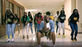 Rapper says teachers' viral back to school rap was 'better than the original'