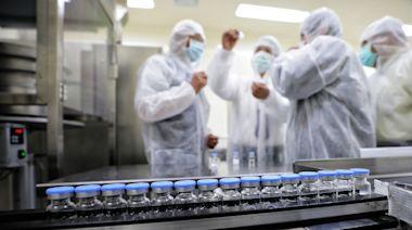 【獨家/武肺疫苗】國產是否夠力? 食藥署:5月擬定保護力評估方式 | 蘋果新聞網 | 蘋果日報