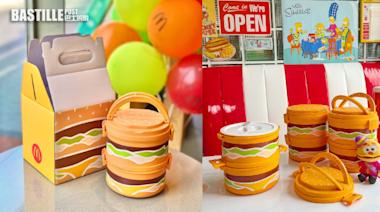 韓國麥當勞推雙層巨無霸飯盒 外形勁盞鬼掀搶購潮 | 心韓