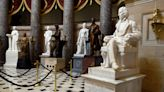 House passes bill to remove Confederate statues from the Capitol