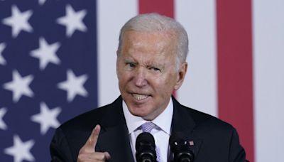 拜登承諾若北京攻打美國會保衛台灣 白宮澄清:對台政策不變
