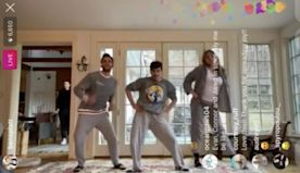 Ben Platt and his Broadway friends throw virtual dance party to ease anxiety during coronavirus pandemic