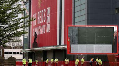 英超|防止暴力示威再發生 奧脫福場外加裝3米高圍欄阻球迷 | 蘋果日報
