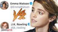 Emma Watson & More 'Harry Potter' Stars React To J.K. Rowling's Transphobic Tweets