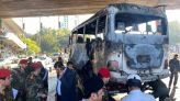 Deadly attacks hit Damascus and rebel-held northwest