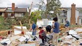 Tornado Tears Through Suburban Chicago, Injuring 8 People and Destroying 19 Houses