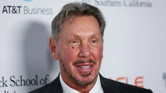 Oracle Employees Walk Out to Protest Larry Ellison's Trump Fundraiser