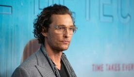 Matthew McConaughey on his 'tough love' parenting style