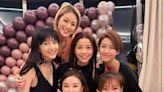 【31歲生日】陳瀅好姊妹約埋穿耳 方力申送玫瑰祝賀 - 明周娛樂