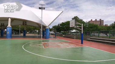 好想打籃球!流汗難戴口罩 球場持續封鎖