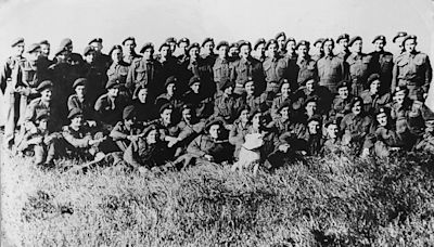 The Untold Story of a Secret Unit of Heroic Jewish Commandos in World War II