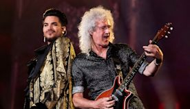 Watch Queen + Adam Lambert Break Out 'Whole Lotta Love' in New Zealand