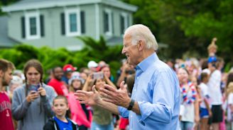 How Joe Biden's life, full of tragedy and triumph, led to one more run at the presidency