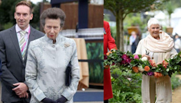 Spotted at Chelsea Flower Show: All the celebrities and VIPs