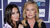 Kathy Hilton and Kyle Richards Looked So Chic at Paris Hilton's Bridal Shower