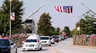 Remains of Marine Killed in Kabul Arrive Home in Indiana