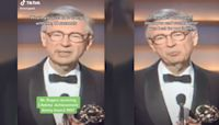 Video of Mister Rogers Accepting Award Resurfaces, Goes Viral On TikTok