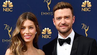 Justin Timberlake and Jessica Biel have been together on and off for over 13 years. Here's a timeline of their relationship.