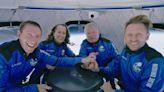 《星際爭霸戰》艦長以90歲之姿 創紀錄搭「藍色起源」火箭升空--上報