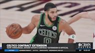 Jayson Tatum Plans On Staying With Boston Celtics 'For A Very Long Time'