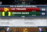 Recap: No. 8 Oregon handles USC 92-69 to remain undefeated, extends winning streak to 27