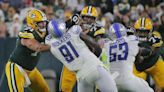 Packers Made Two Lineup Changes in Win vs. Lions