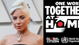 Lady Gaga, Billie Eilish, and 23 more artists to perform in historical virtual concert for coronavirus relief