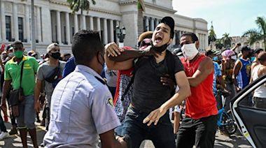 古巴民眾抗議焦點中共不敢報 專家揭迷底