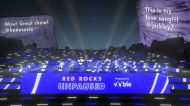 Visible teams up with the Red Rocks Amphitheatre for 'Red Rocks Unpaused' virtual concert series