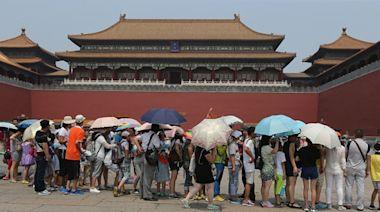中國4月通脹0.9% 機票價格飆兩成
