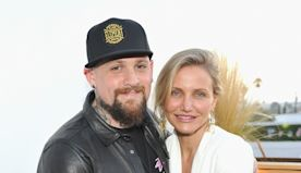 Cameron Diaz Gave a Rare Glimpse Into Her Home Life With Benji Madden and Their Daughter
