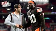 Emmanuel Acho: The Browns' win is a terrible look for Baker Mayfield; they look as good without him I SPEAK FOR YOURSELF