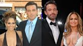 THEN AND NOW: 14 photos of Jennifer Lopez and Ben Affleck on red carpets over the last 19 years