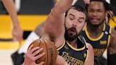 Seldom-used veterans Marc Gasol and Wesley Matthews play pivotal roles in Lakers win