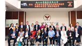 貿協帶領18國駐臺代表參訪 南六慨贈360萬片口罩 - 工商時報
