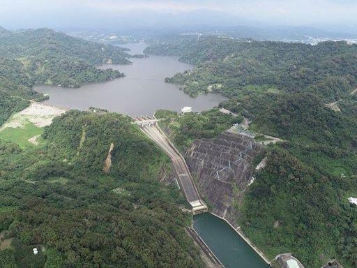 下雨豐收穩了 6水庫蓄水量破1億噸
